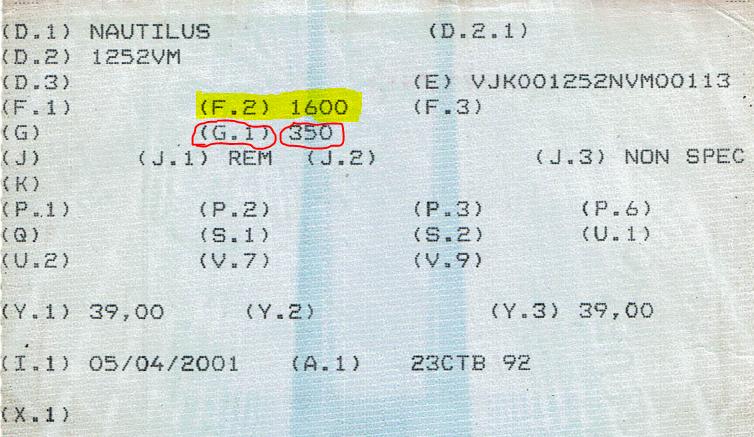 carte grise pour remorque comment choisir sa remorque sur DC20